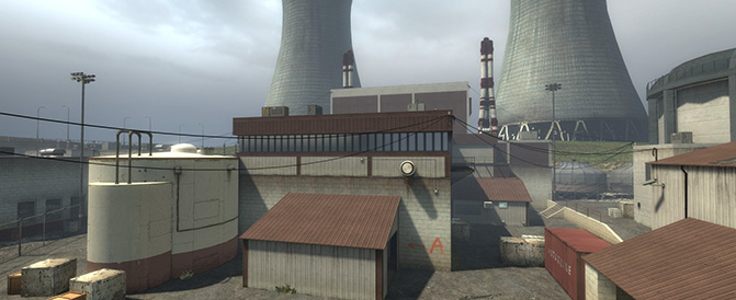 CS:GO de_nuke
